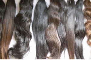 Les cheveux brésiliens pour mèches de tissage